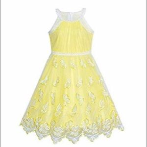 Other - NWT Yellow Toddler Dress 5